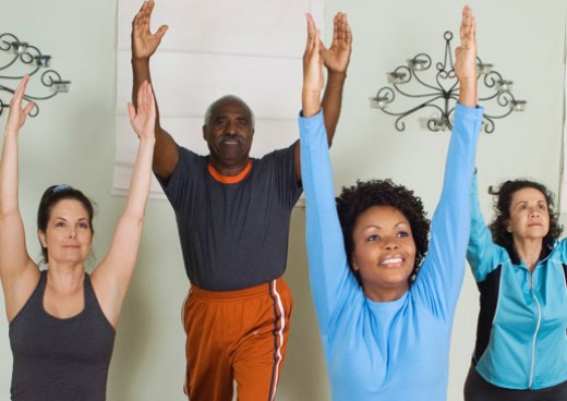 Exercise and Movement Classes