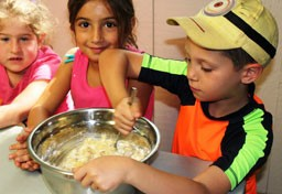 Kosher Kitchen for Cooking Activities
