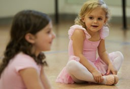little girls ballet