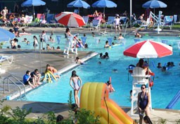 JCC outdoor pool