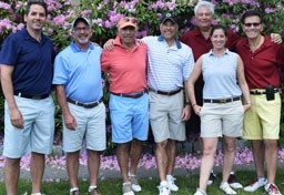 Participants at JCC Annual Golf Tournament